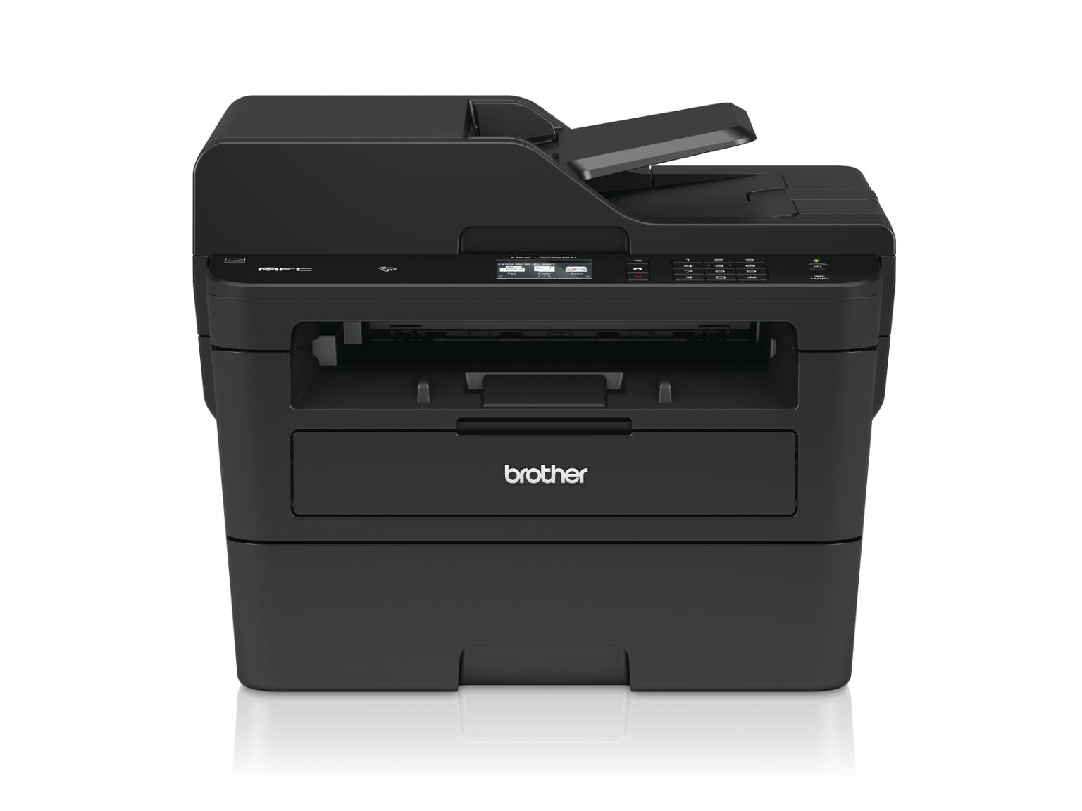 Impresora multifunción láser monocromo DCP-L2540DN