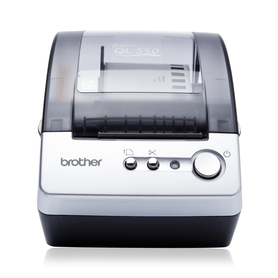 BROTHER QL-550 LABEL PRINTER DRIVER FOR MAC DOWNLOAD