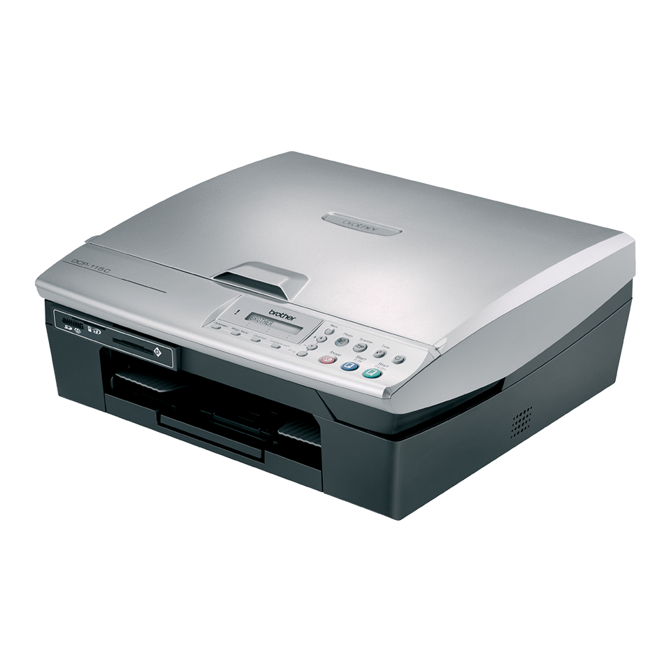 BROTHER DCP-115C PRINTER DRIVER PC