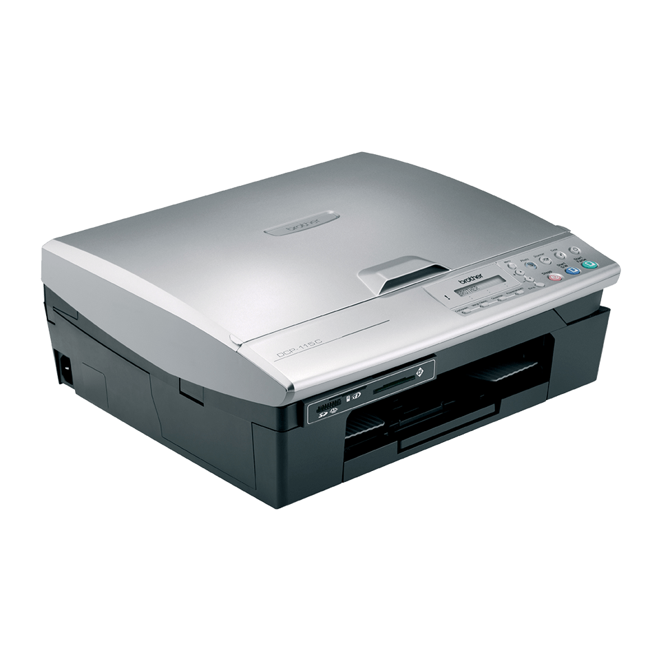 BROTHER DCP-115C PRINTER DRIVER DOWNLOAD (2019)
