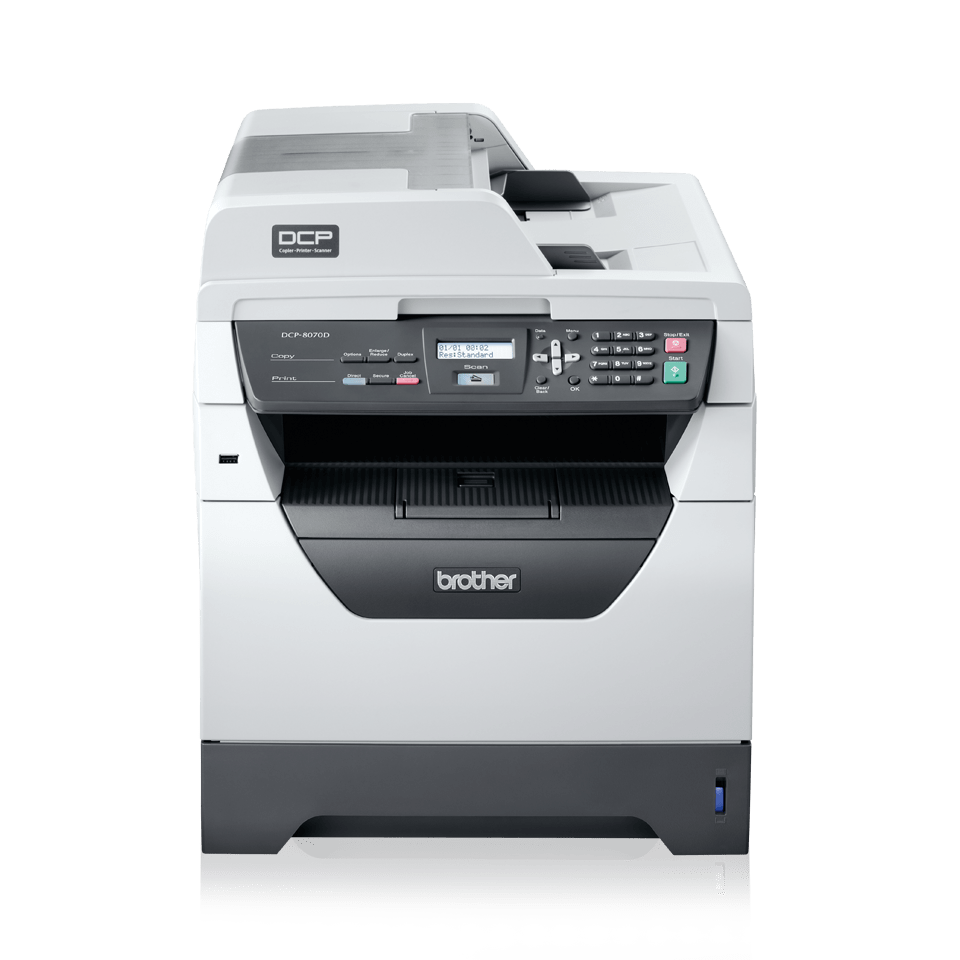 BROTHER DCP-8070D PRINTER DRIVERS FOR WINDOWS 7