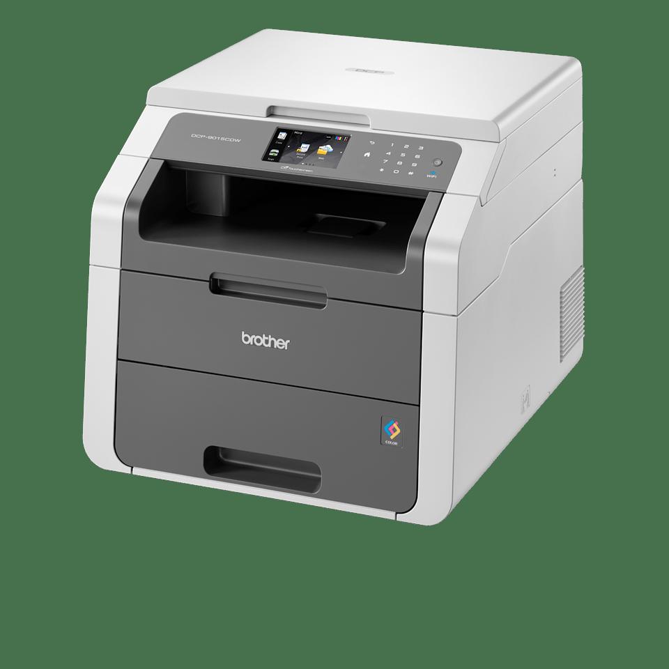 Impresora Multifunci 243 N L 225 Ser Led Color Dcp 9015cdw Brother
