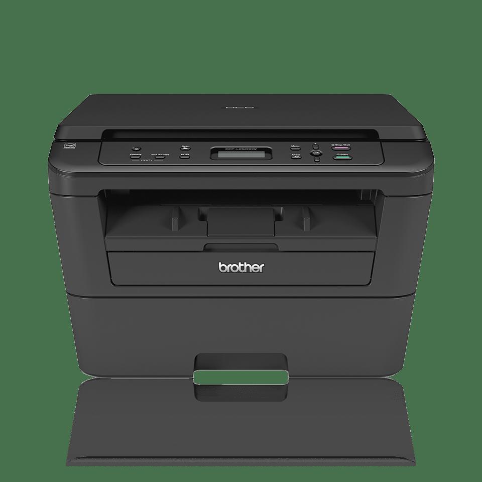 brother printer dcp l2520dw manual