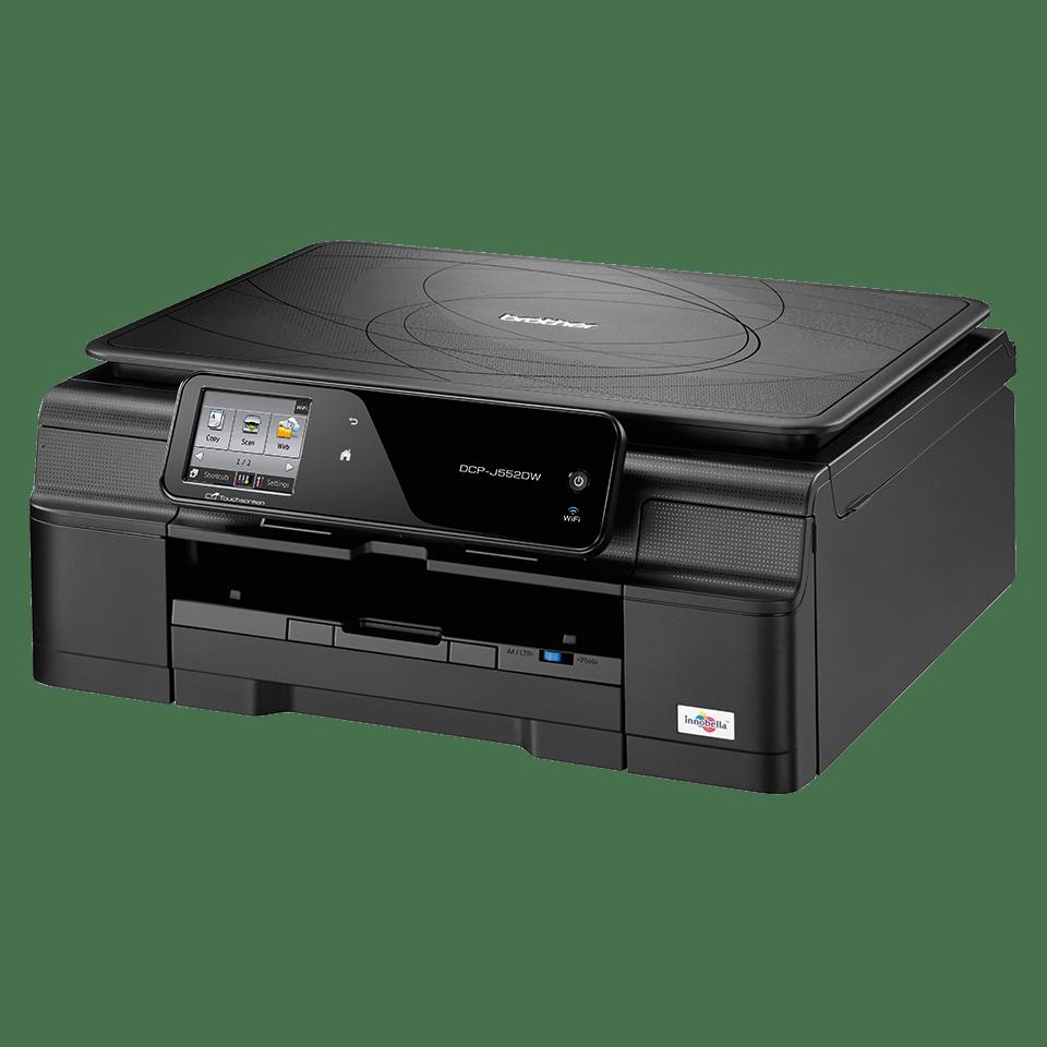 Impresora Tinta Multifunci 243 N Wifi Dcp J552dw Brother