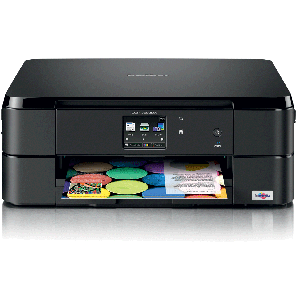 Impresora Multifunci 243 N Wifi Dcp J562dw Brother