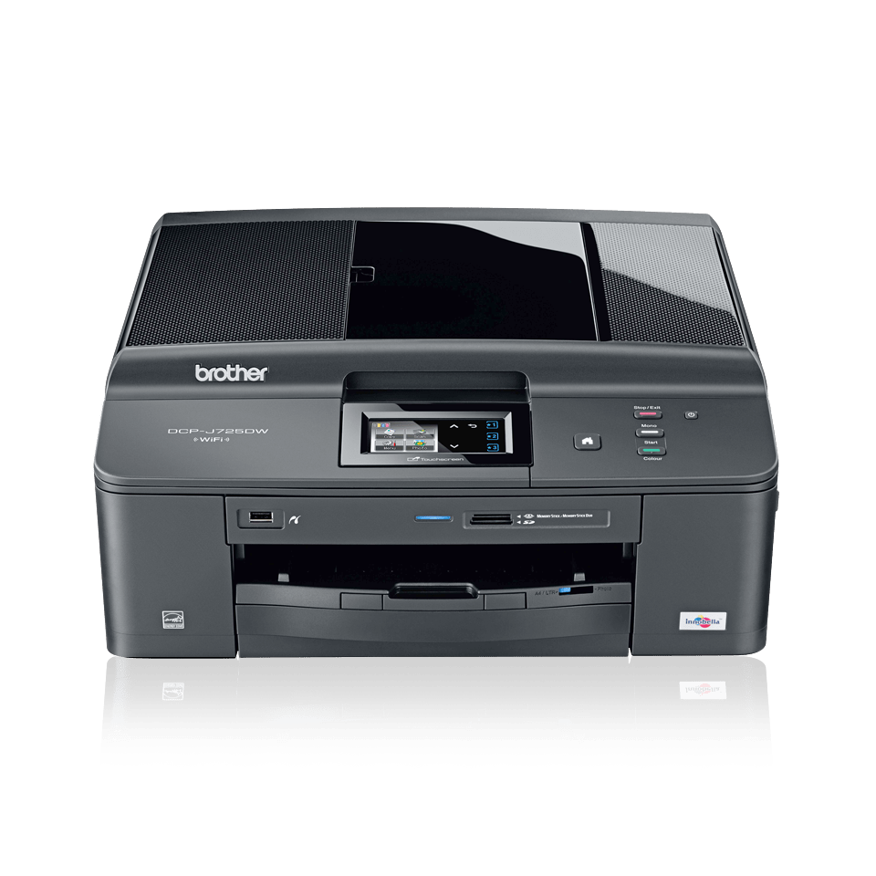 BROTHER DCP-J725DW DRIVER