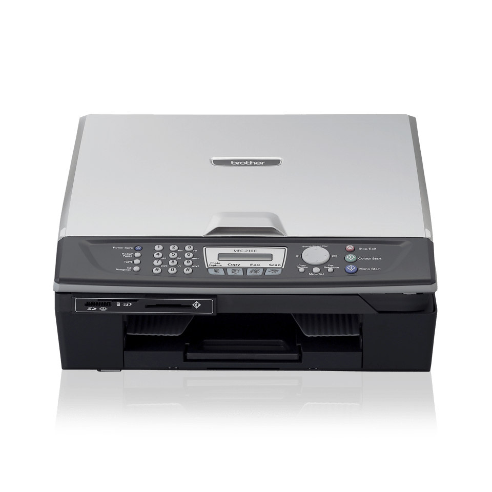 BROTHER MFC-210C PRINTERSOFTWARE DRIVER FOR WINDOWS