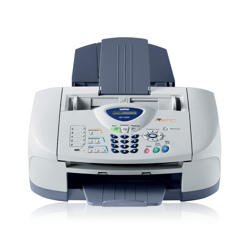 Drivers: Brother MFC-3220C Printer