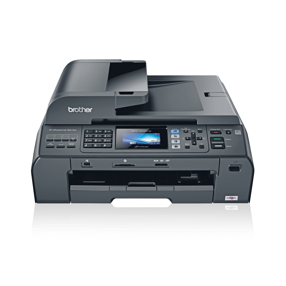 Brother MFC-5895CW Printer Drivers for Windows