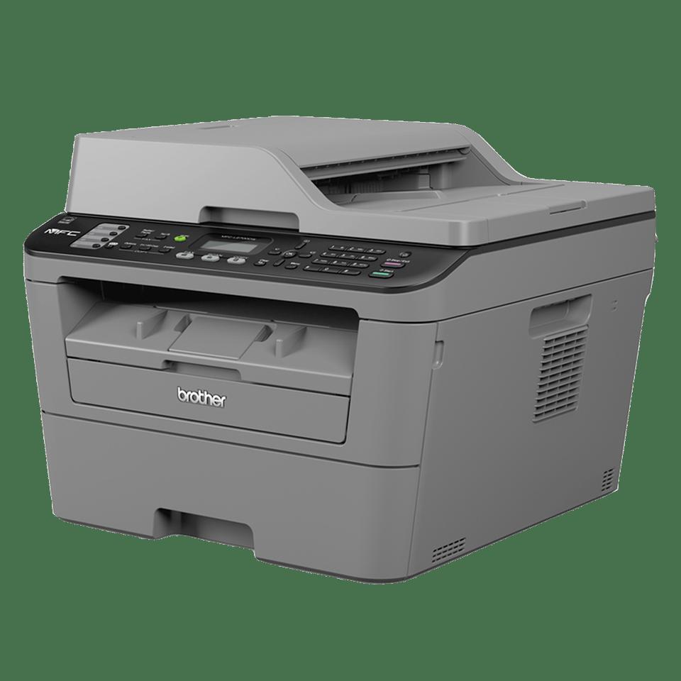 Impresora Multifunci 243 N L 225 Ser Monocromo Mfc L2700dw Brother