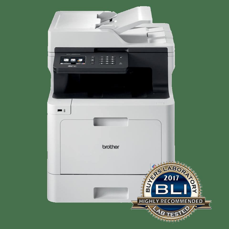 Impresora Multifunci 243 N L 225 Ser Color Mfc L8690cdw Brother