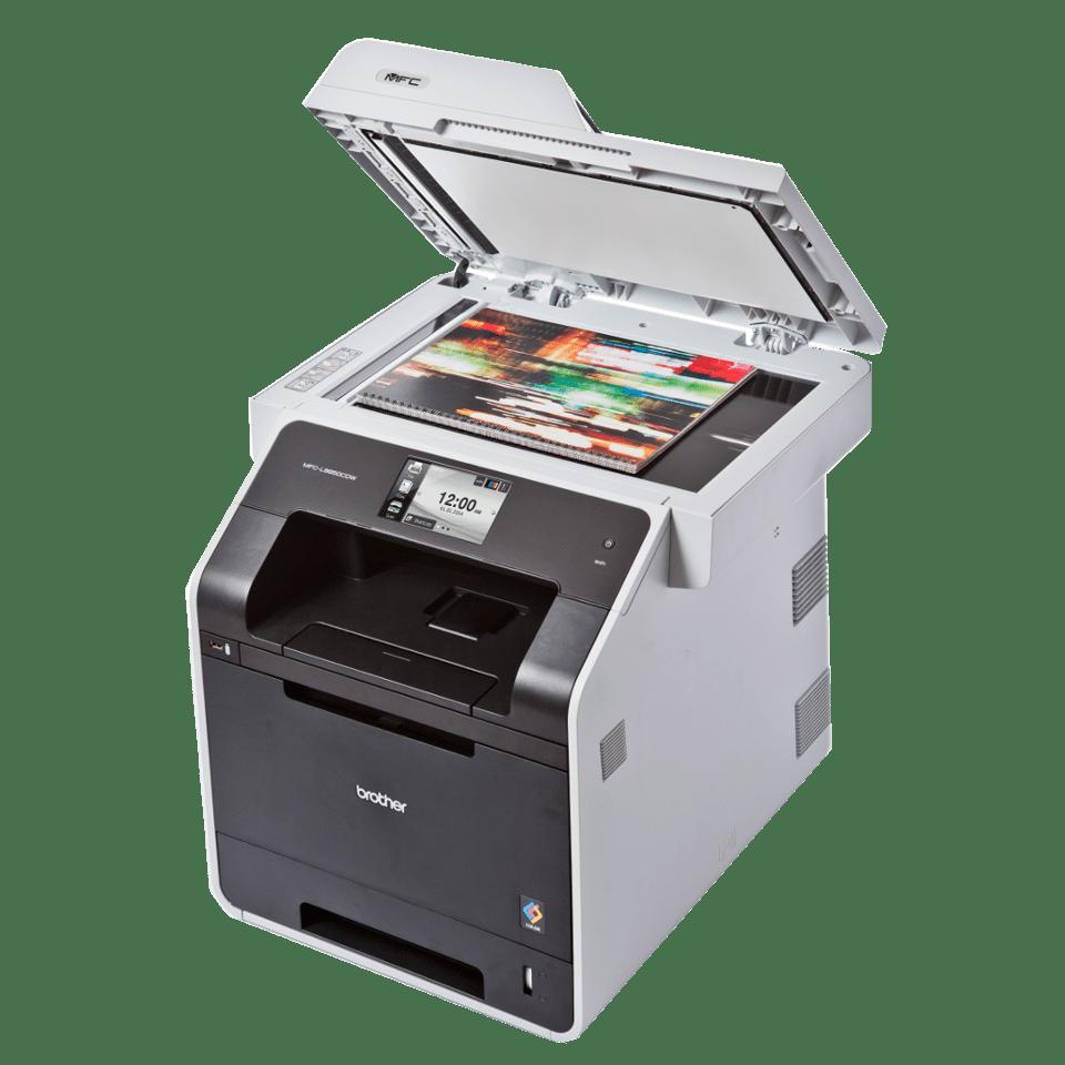 Impresora Multifunción Láser Color MFC-L8850CDW, Brother