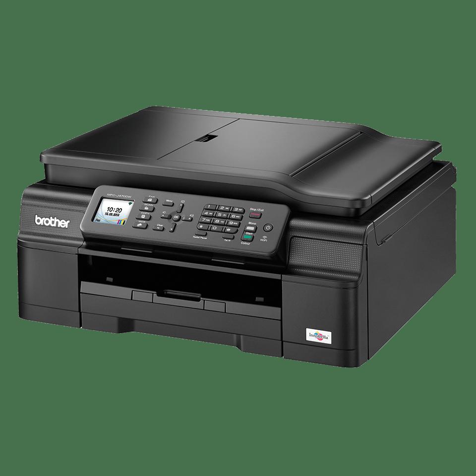 Impresora Tinta Multifunci 243 N Mfc J470dw Brother