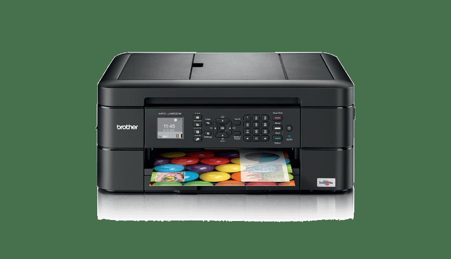Impresora Multifunci 243 N Wifi Mfc J480dw Brother