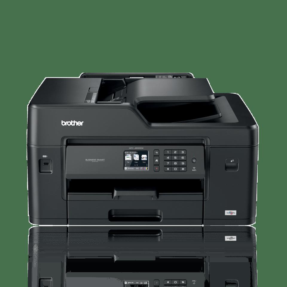Impresora Multifunción Tinta A4 y A3 MFC-J6530DW, Brother