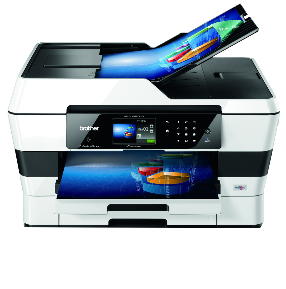 Impresora Multifunci 243 N Formatos A4 Y A3 Mfc J6920dw Brother