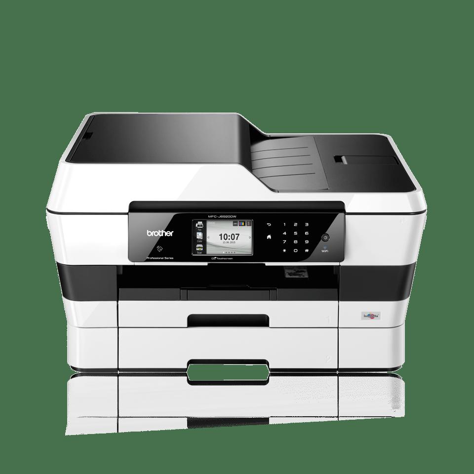 Impresora Multifunci 243 N Formatos A4 Y A3 Mfc J6920dw Brother