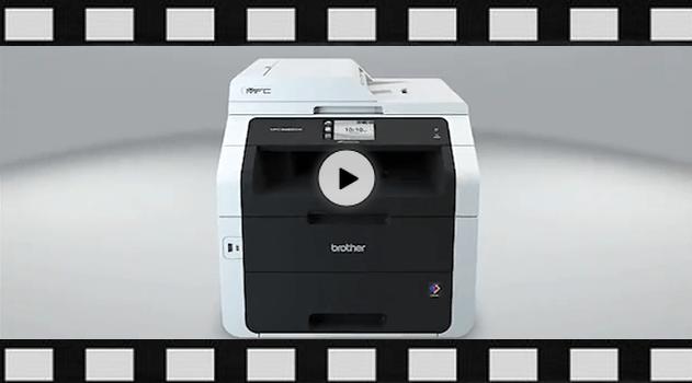 Impresora Multifunci 243 N L 225 Ser Led Color Mfc 9330cdw Brother