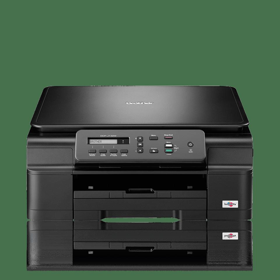impresora multifuncion brother copiadora fax escaner: