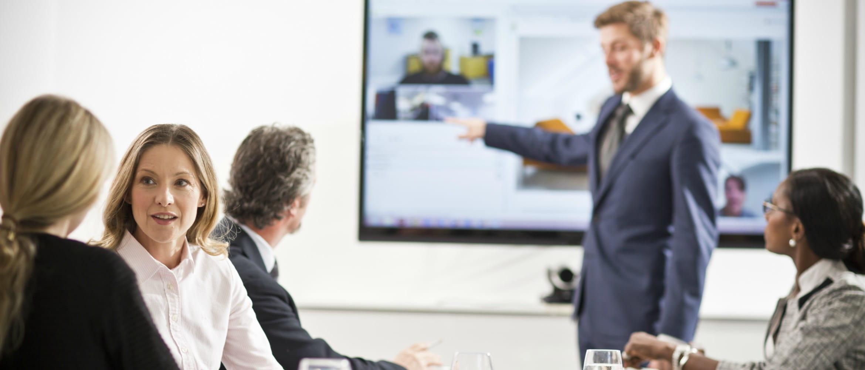 Reunión mediante videoconferencia