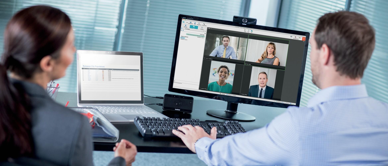 Reunión por videoconferencia