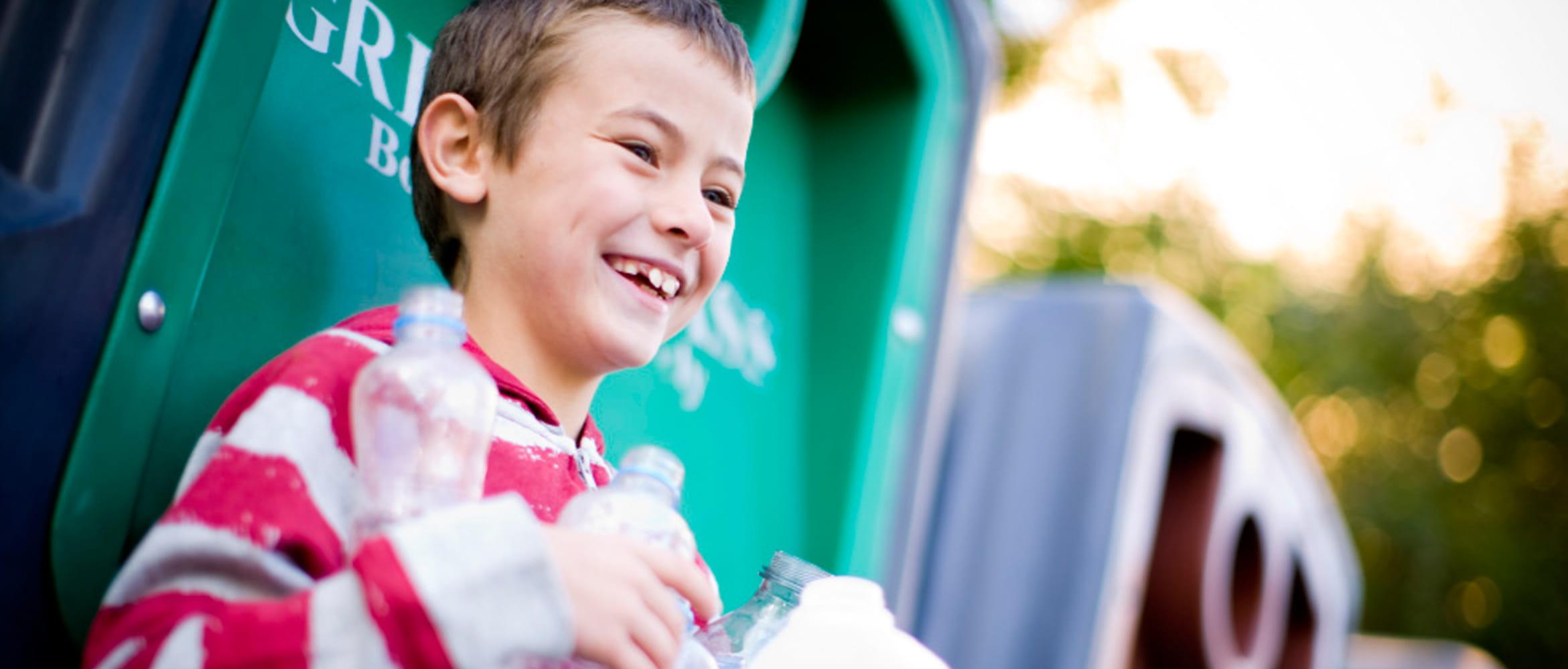 Reciclar Medioambiente