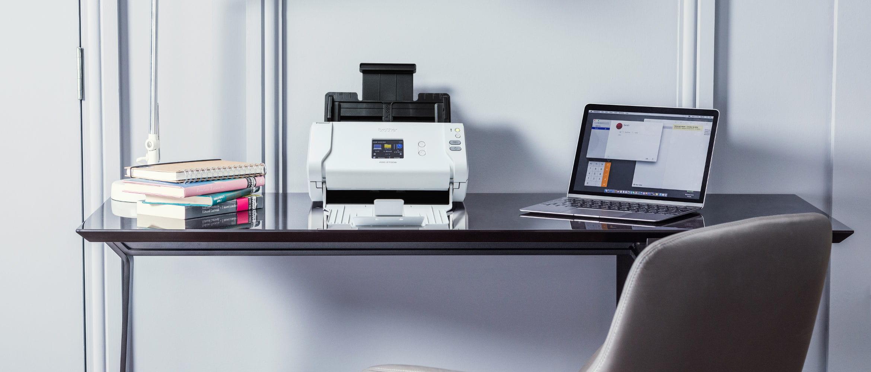 Escáner dual Brother: la apuesta doble de pymes y autónomos