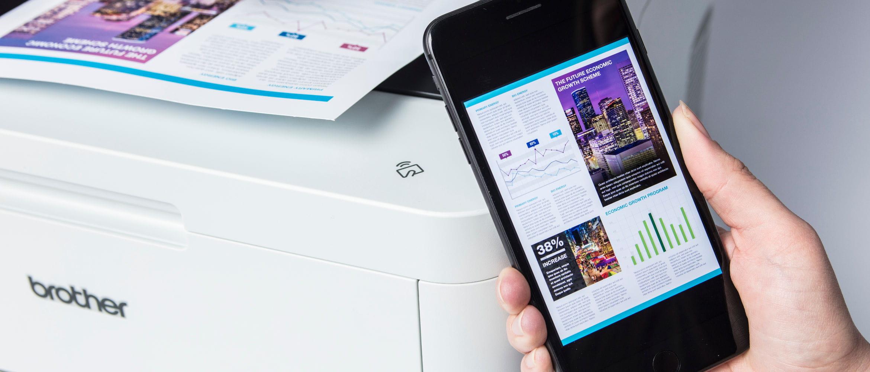Elegir una impresora