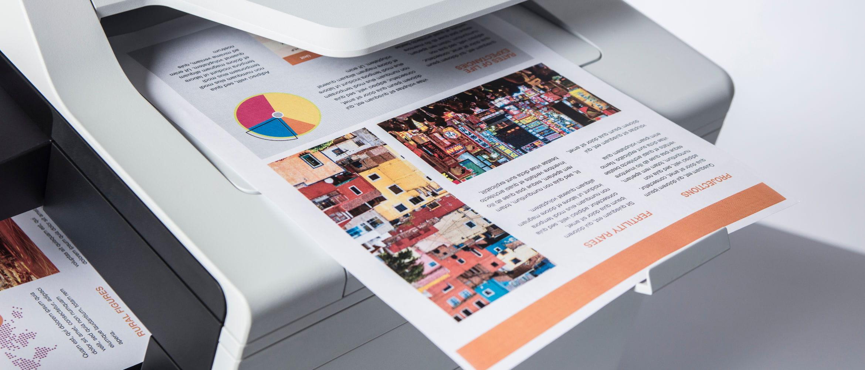 Impresora multifunción láser color MFC-L3770CDW Brother