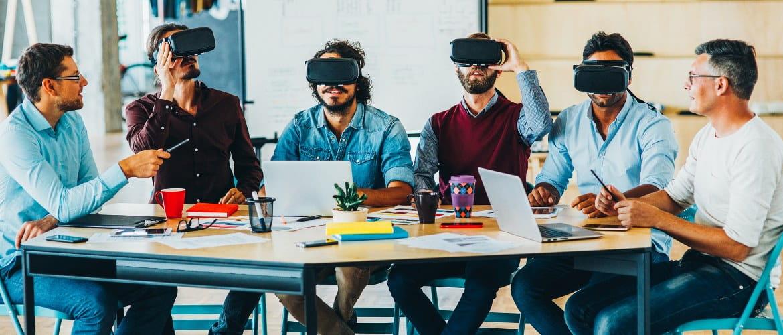 Productividad en la oficina del futuro