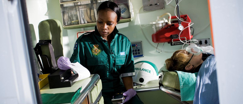 Urgencias sanitarias la atención en el paciente