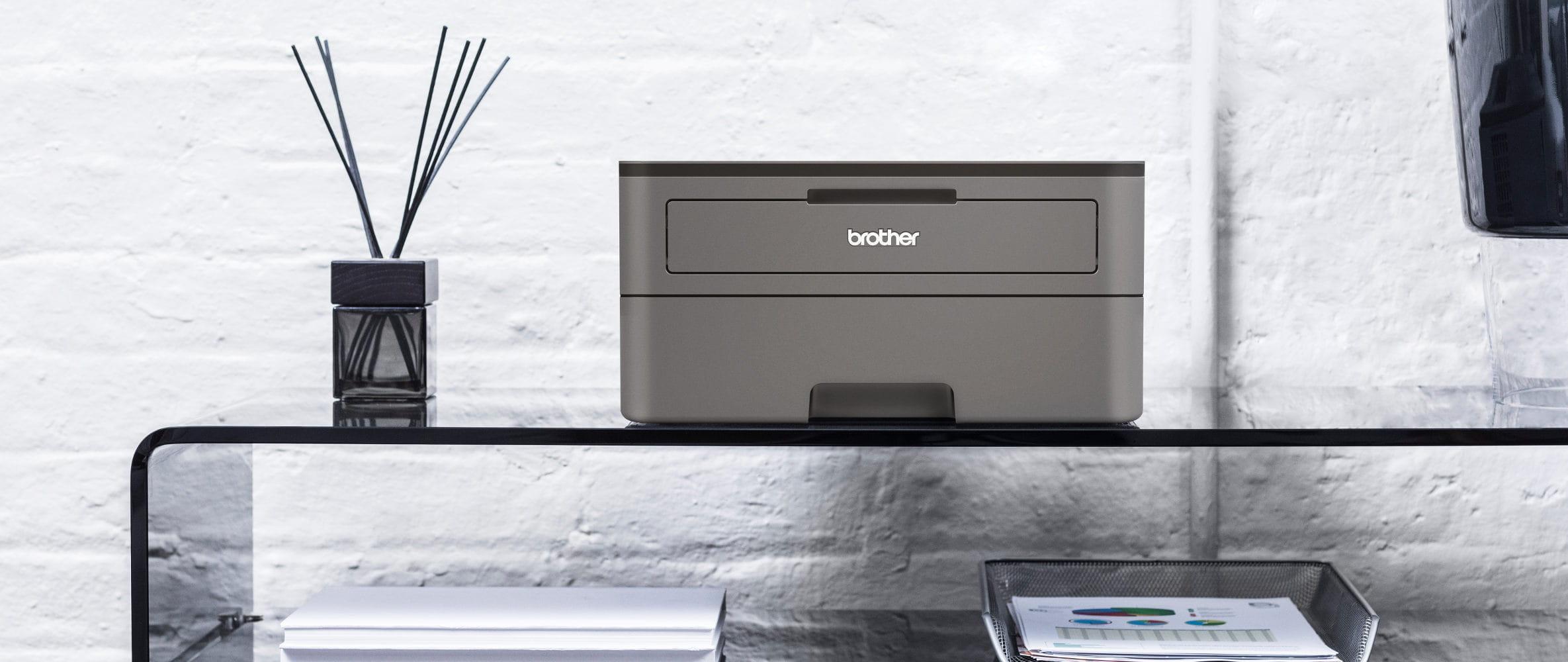 Impresora láser a color HL-L2370DN, Brother