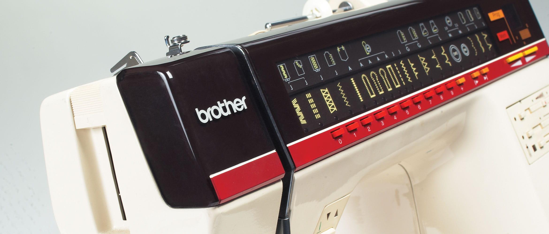 Máquina de coser Brother