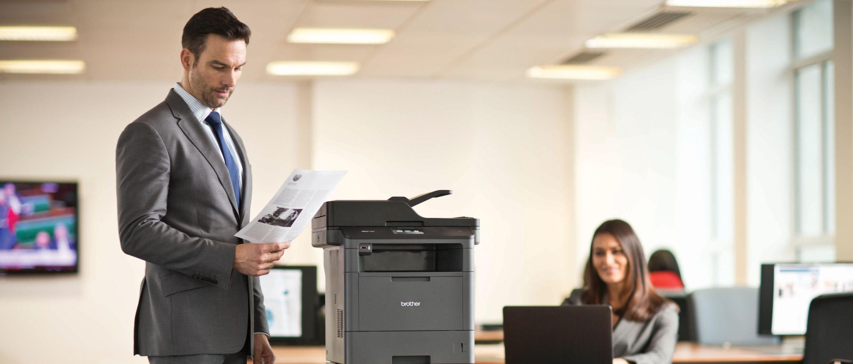 Impresoras multifunción DCP Brother
