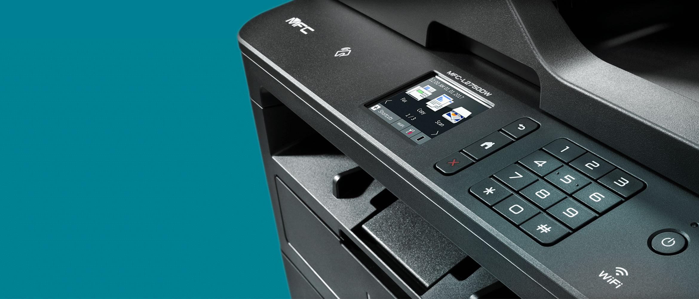 Impresoras láser monocromo Brother