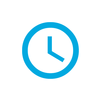 Icono reloj