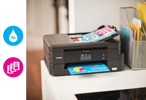 Inkbenefit. Impresora multifunción tinta DCP-J785DW