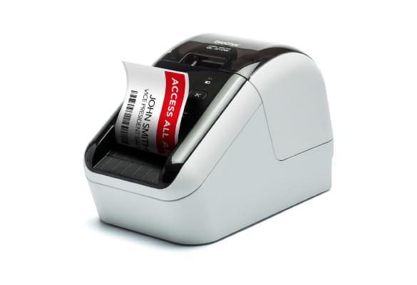 Impresora de etiquetas serie QL-8, Brother