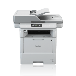 Impresora multifunción láser monocromo DCP-L6600DW, Brother