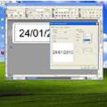 P-touch Impresión automática de fecha y hora