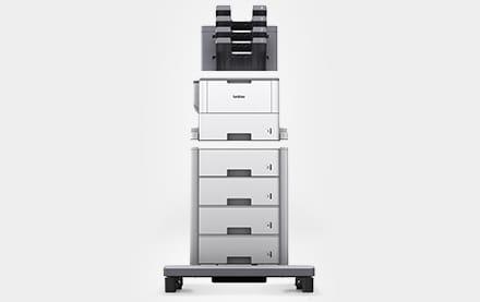Impresoras láser monocromo serie L6000, Brother