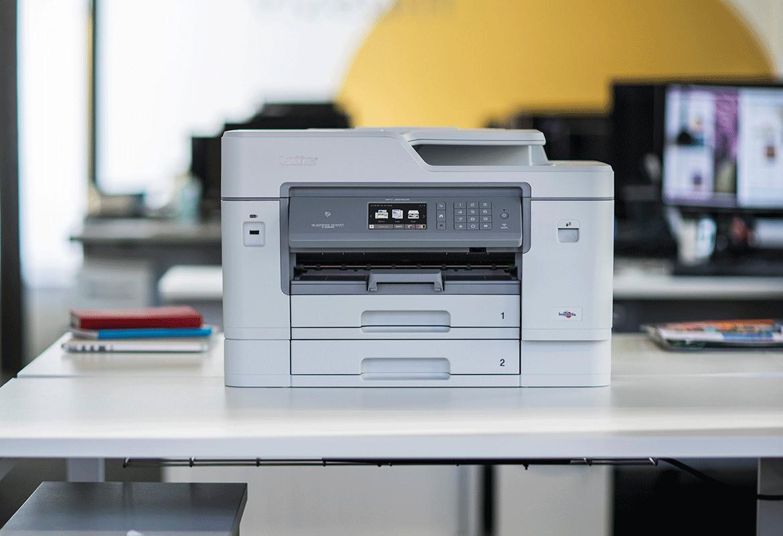 Gama Impresoras Multifunción Brother