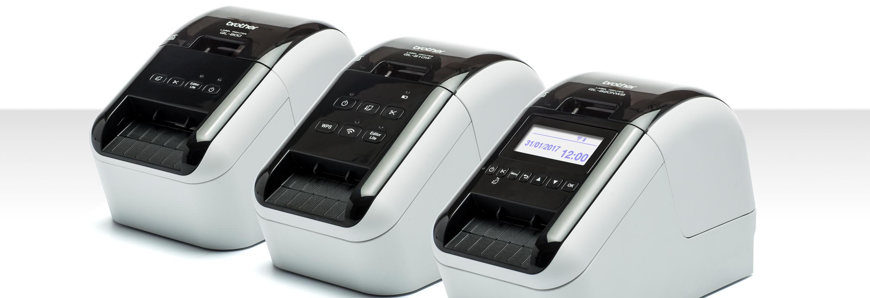 Impresoras de etiquetas serie QL-8, Brother