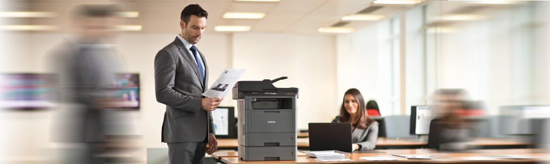 Impresoras láser monocromo serie L5000, Brother