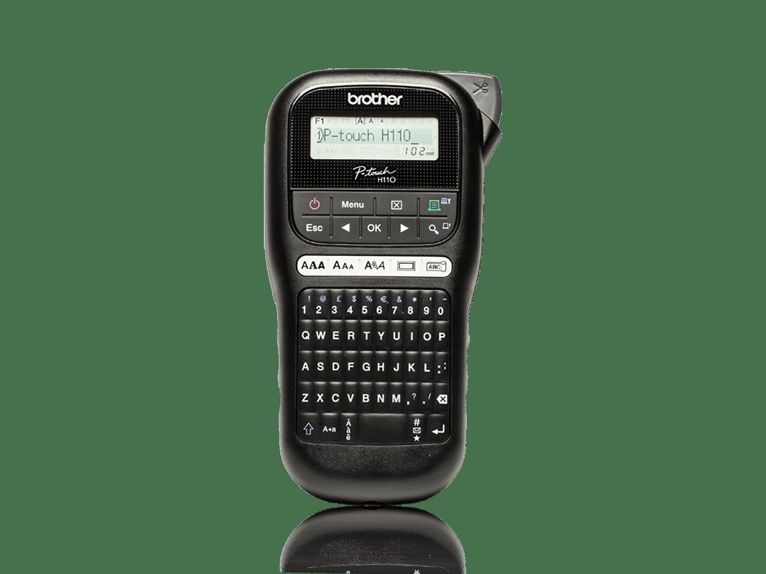Rotuladora electrónica PT-H110 Brother