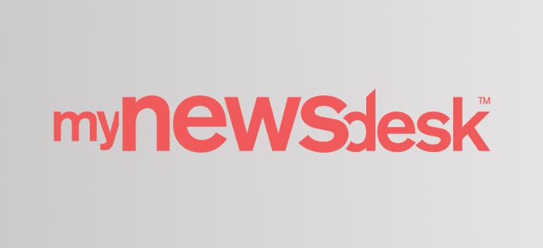Logotipo mynewsdesk