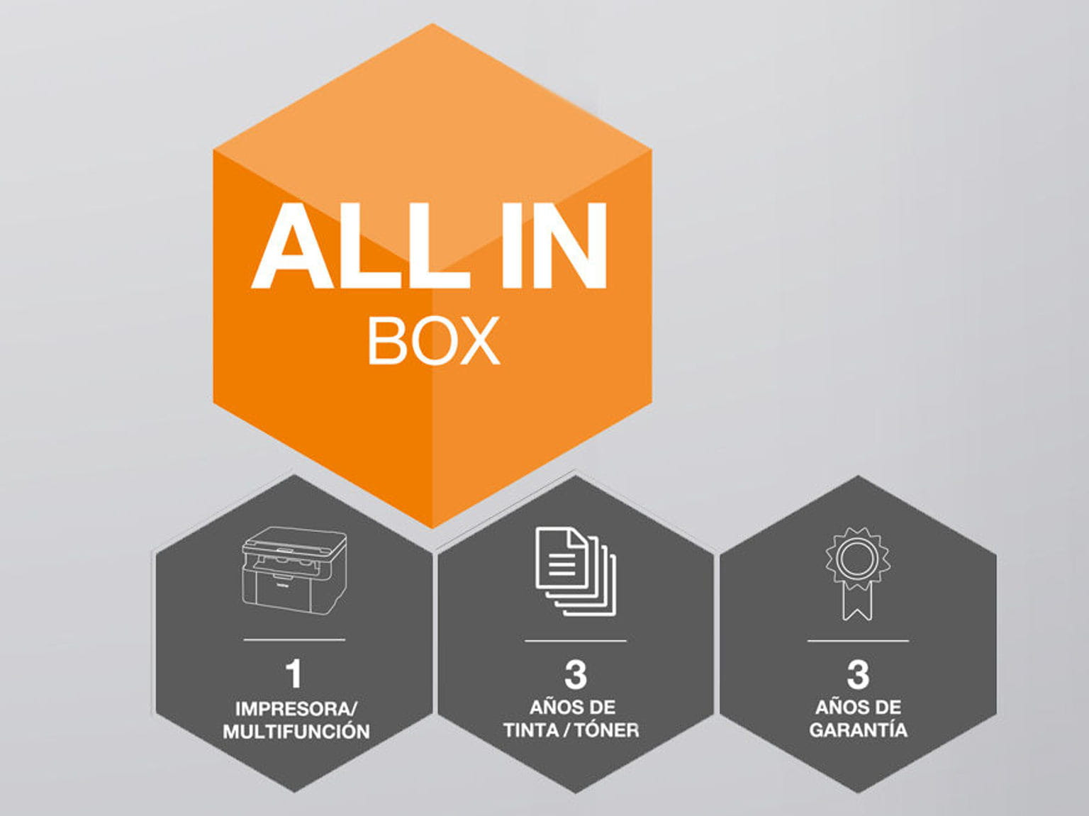 All in box