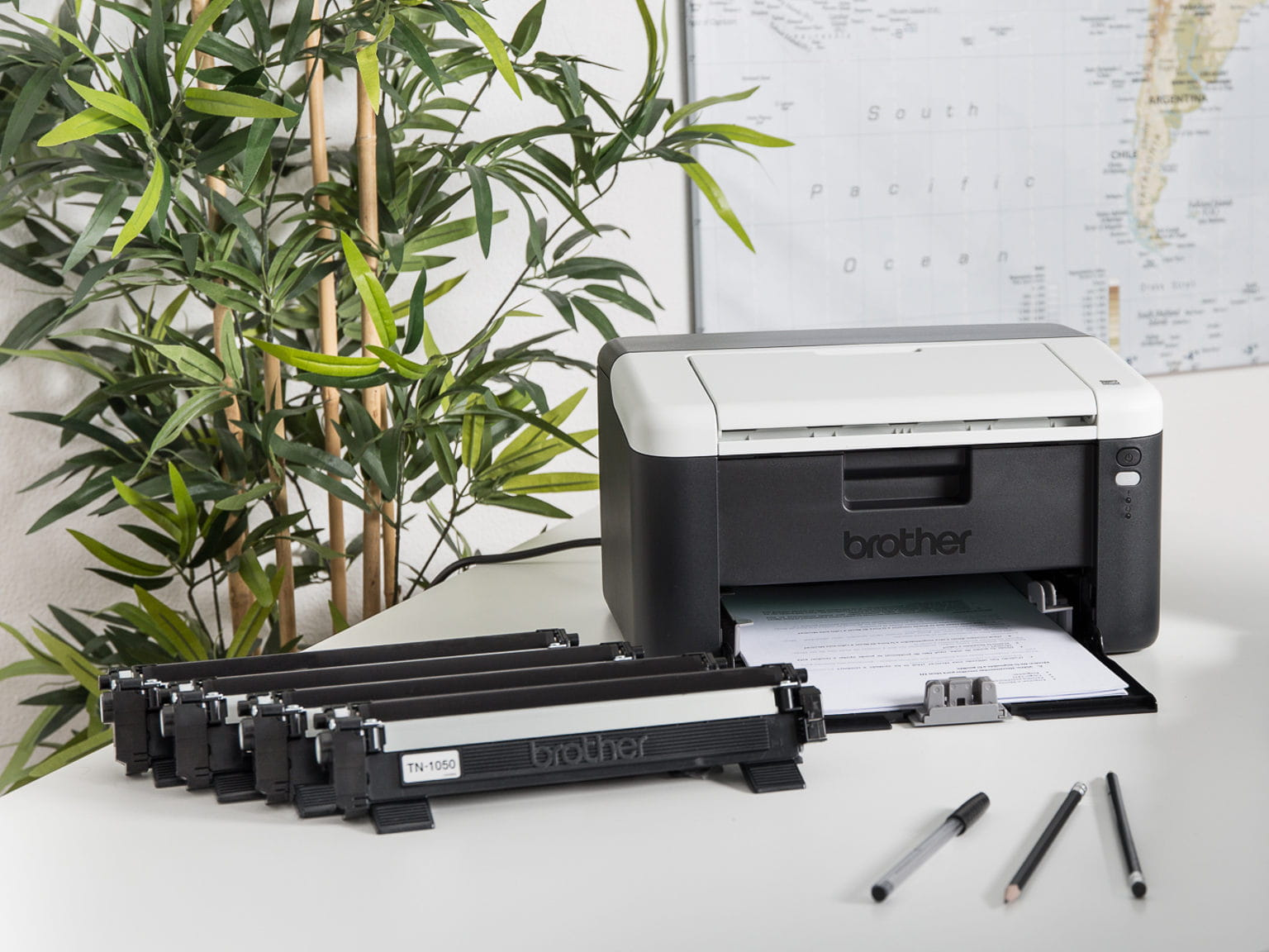 Pack Impresora All in Box Brother