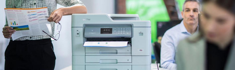 Impresoras multifunción de tinta X Series Brother