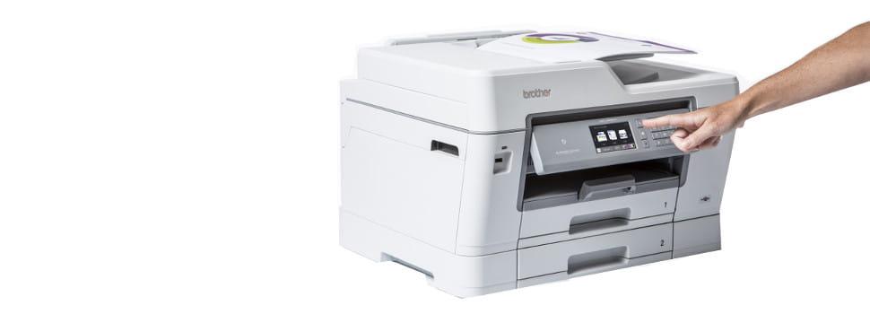 Impresoras multifunción tinta Business Smart serie J6000, Brother